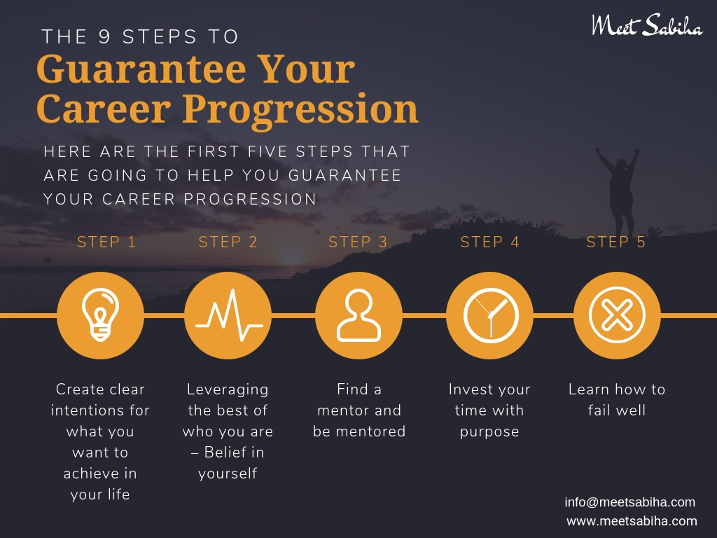 9-Steps-to-Guarantee-Your-Career-Progression