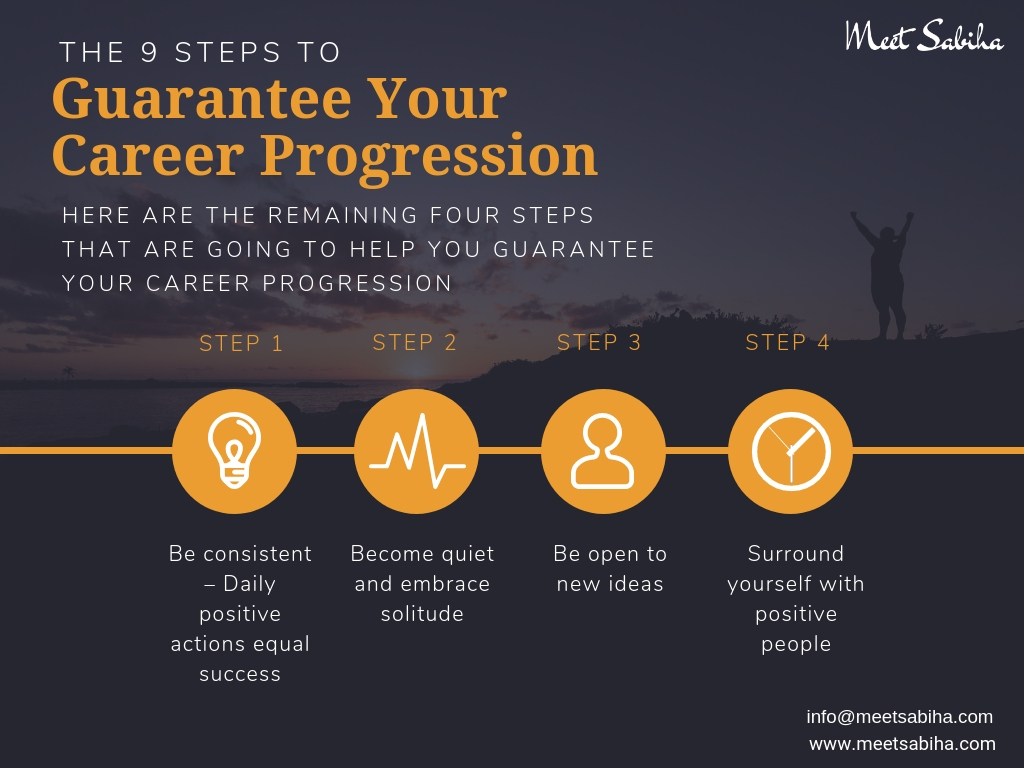 The-Powerful-9-Steps-to-Guarante- Your-Career-Progression-Part-2