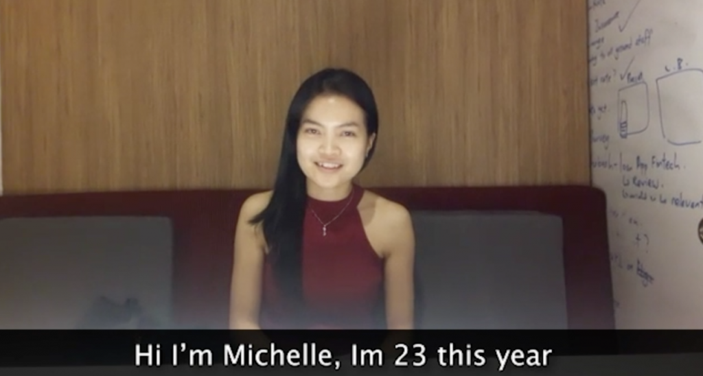 Michelle-tells-her-story-career-guidance-find-your-dream